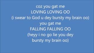 IYO - Loving You ft Diamond Platnumz (Official LYRICS)
