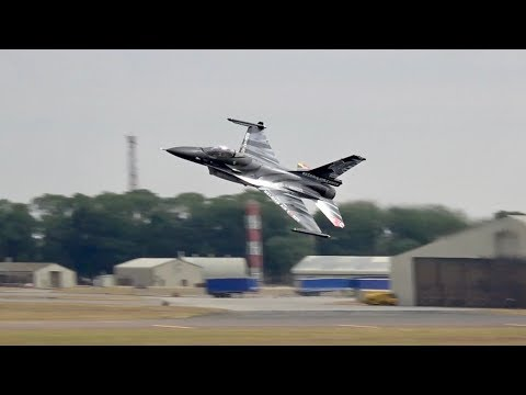 RIAT Monday departures more than 150 Airplanes in 60 min departures RAF Fairford RIAT 2018 Air Show
