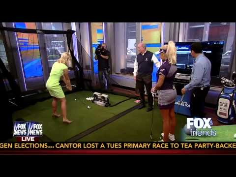 PGA TOUR Superstore on Fox & Friends with Natalie Gulbis