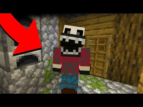 Nightmare entity found me in Minecraft.. (terrifying)