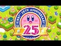 Kirby 25th Anniversary (1992 - 2018)