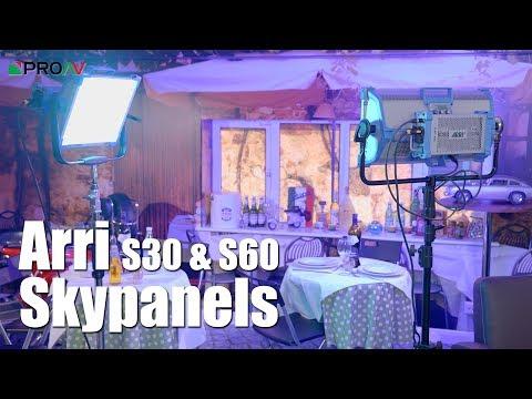 Arri Skypanels - Overview