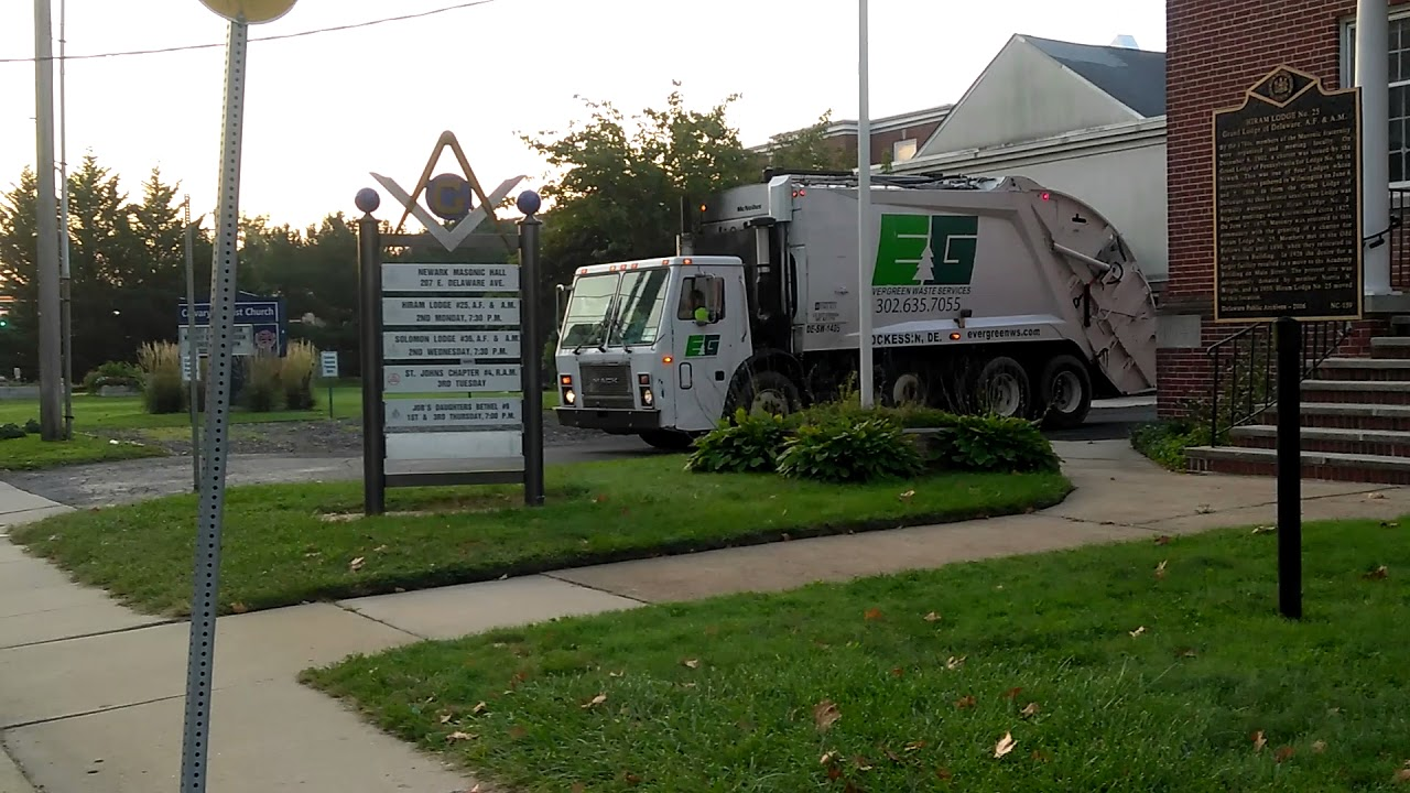 Evergreen Waste Services Youtube