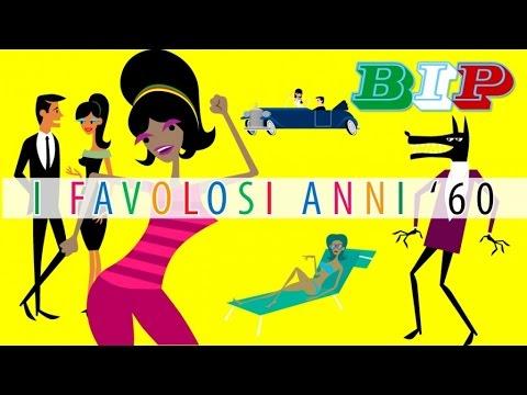 I Favolosi Anni '60 n°1 - Le Canzoni Più Belle Playlist - Best Italian Pop