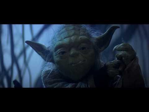 STAR WARS Luke conoce a Yoda LATINO