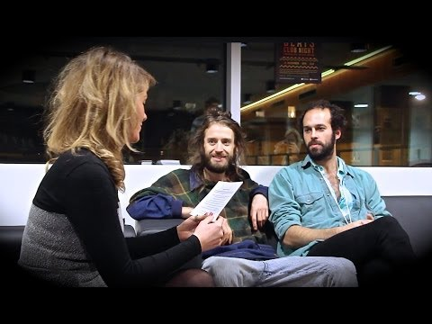 The Vintage Scribbler: Crystal Fighters Interview