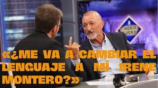 ¡¡Qué CRACK!! Arturo Pérez Reverte en El Hormiguero