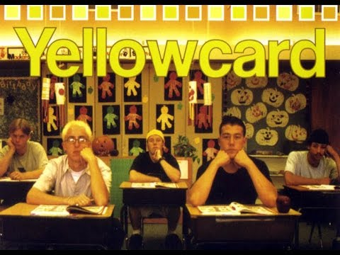 Yellowcard - One For The Kids (FULL ALBUM)
