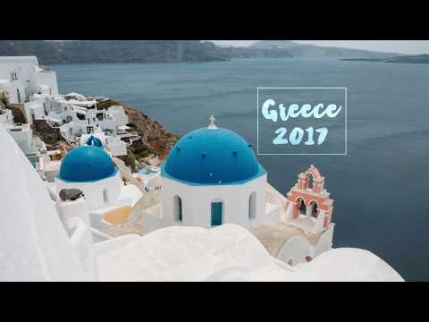 Yoga + Greece | A Nomad Hill Trip in 4K