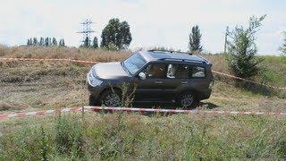 Mitsubishi Pajero Wagon OFFROAD TEST (Митсубиси Паджеро Вагон)(, 2013-08-31T16:55:10.000Z)