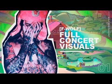 f-wolf-full-concert-visuals