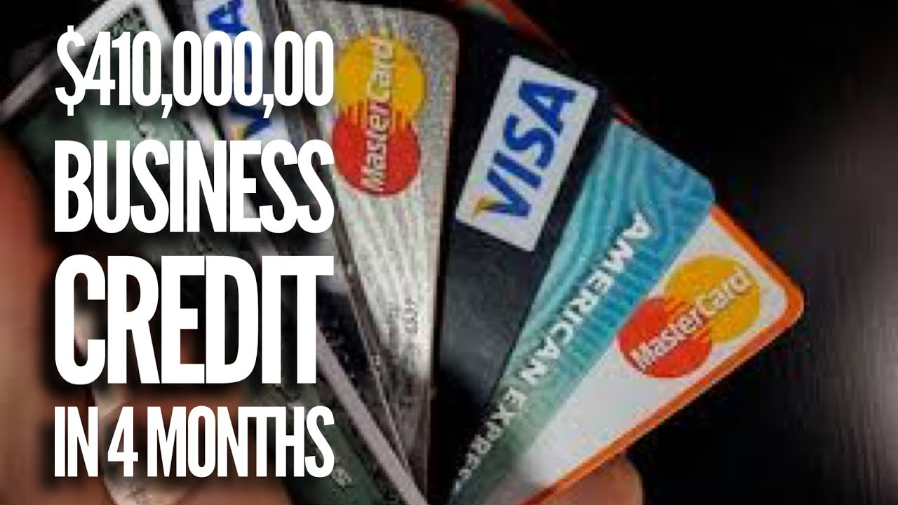 410000 In Business Credit In 4 Months With No Personal Guarantee