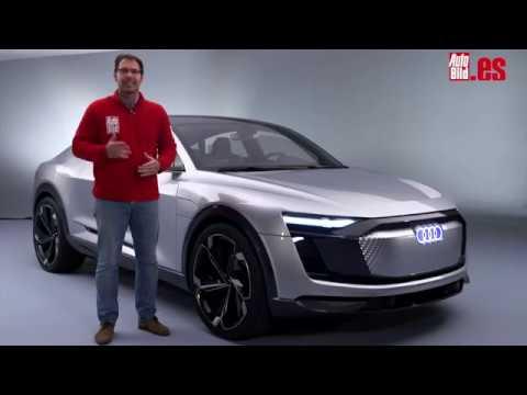 Audi e-tron Sportback Concept, eléctrico que emociona