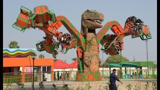 Dinosaur Ride@Wonderla
