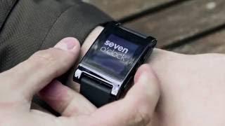 Обзор Pebble Watch