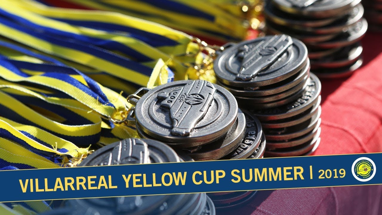 Gran fiesta + cocktail - Villarreal Yellow Cup Summer | 2019