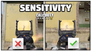 HOW TO FIND YΟUR PERFECT SENSITIVITY IN CODM BATTLE ROYALE   CODM SENSITIVITY GUIDE