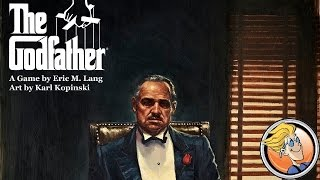 The Godfather: The Board Game — GAMA Trade Show 2016