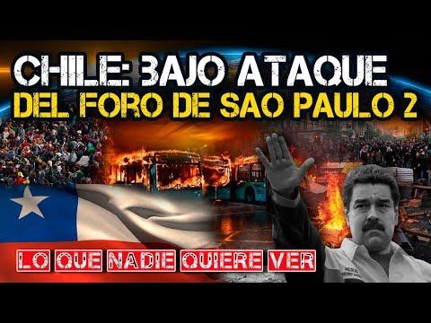 Chile Atacado Por El Foro De Sao Paulo 2