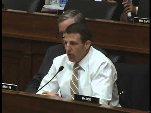 Rep. Mullin comments on EPA