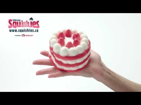 Squishies - Triple Layer Cake