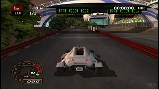 Rally Fusion: Race of Champions PS2 Gameplay HD (PCSX2)