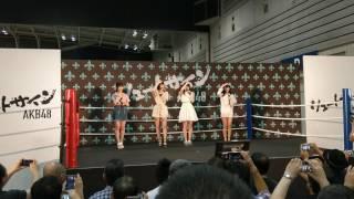 M01 てもでもの涙 (井上由莉耶 駒田京伽) M02 生意気リップス (井上由莉...