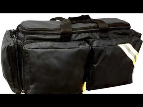 Deluxe Oxygen Bag- Black