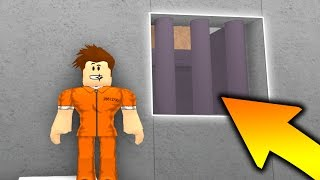 IS THIS THE NEW ESCAPE IN ROBLOX REDWOOD PRISON?