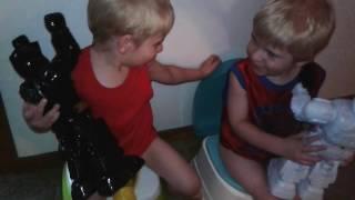 Potty Training Stage 3