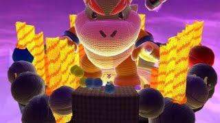 Yoshi's Woolly World - 100% Walkthrough Finale - World 6