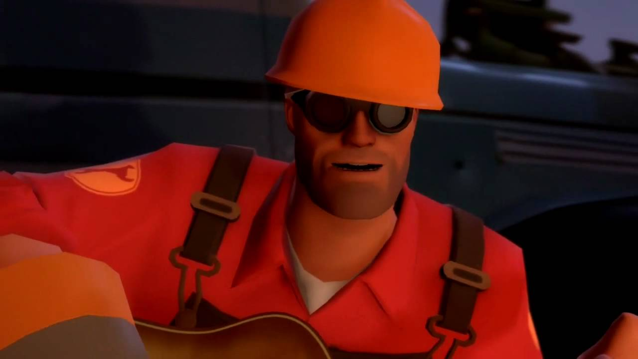 Team Fortress 2 Meet The Engineer | team fortress 2 movies