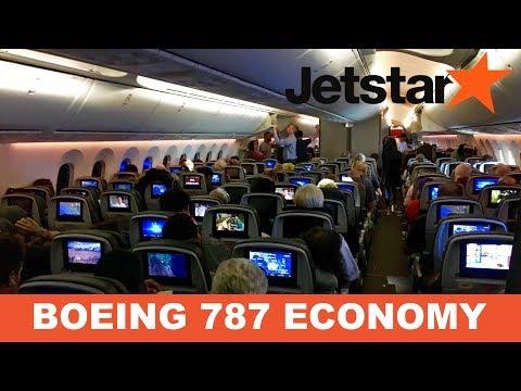 FLIGHT REPORT JETSTAR B787 Bangkok- Melbourne JQ30