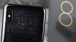 Xiaomi Mi 8 Pro  - Лучший, среди Android смартфонов