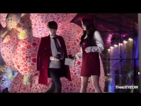 [FanCam] JIYEON #티아라 : 20141211 THE SHOW at COEX