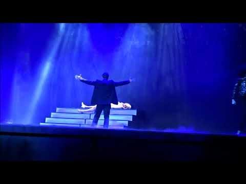 Jeanny * Falco - Das Musical * Lanxess Arena Köln * 5. April 2018