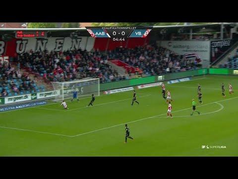 Aalborg Vejle Goals And Highlights