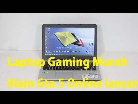 LAPTOP GAMING MURAH - MAIN GTA 5 ORIGINAL
