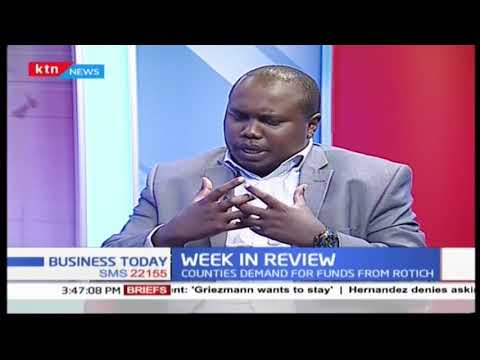 A look at the Kenyan stock market: Week in review