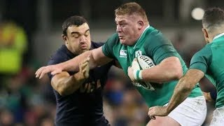 WATCH | WEDNESDAY NIGHT RUGBY | LIVE - Liam Toland & Andy Dunne