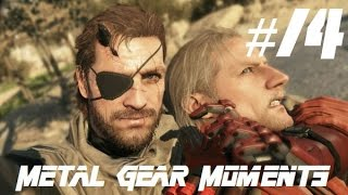MGSV - Metal Gear Moments #14 - Gone Huntin