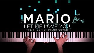 Baixar Mario - Let Me Love You | The Theorist Piano Cover