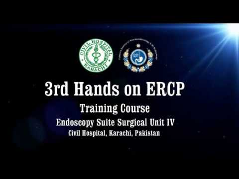 Presentation on Preparation of ERCP patient as a day case.