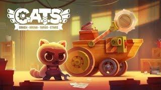 C.A.T.S: Crash Arena Turbo Stars ►КОШАЧЬИ БОИ! ТОП ИГРА!)
