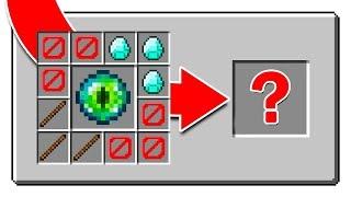 É IMPOSSIVEL CRAFTAR ESSAS COISAS - Minecraft ‹ Ine ›