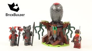 Lego Ninjago 70621 The Vermillion Attack - Lego Speed build