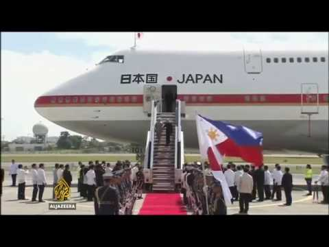The reign of Japan's Emperor Akihito