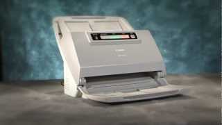 DR-M160 Office Document Scanner Promotional Video