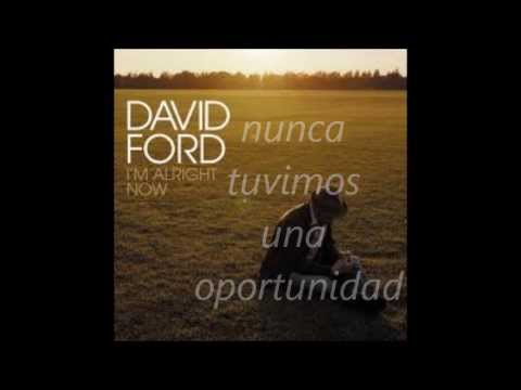 David Ford - I don´t care what you call me