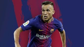 Barcelona confirm agreement to sign Arthur Melo from Gremio